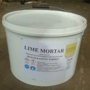 3-1 Haired Lime Mortar