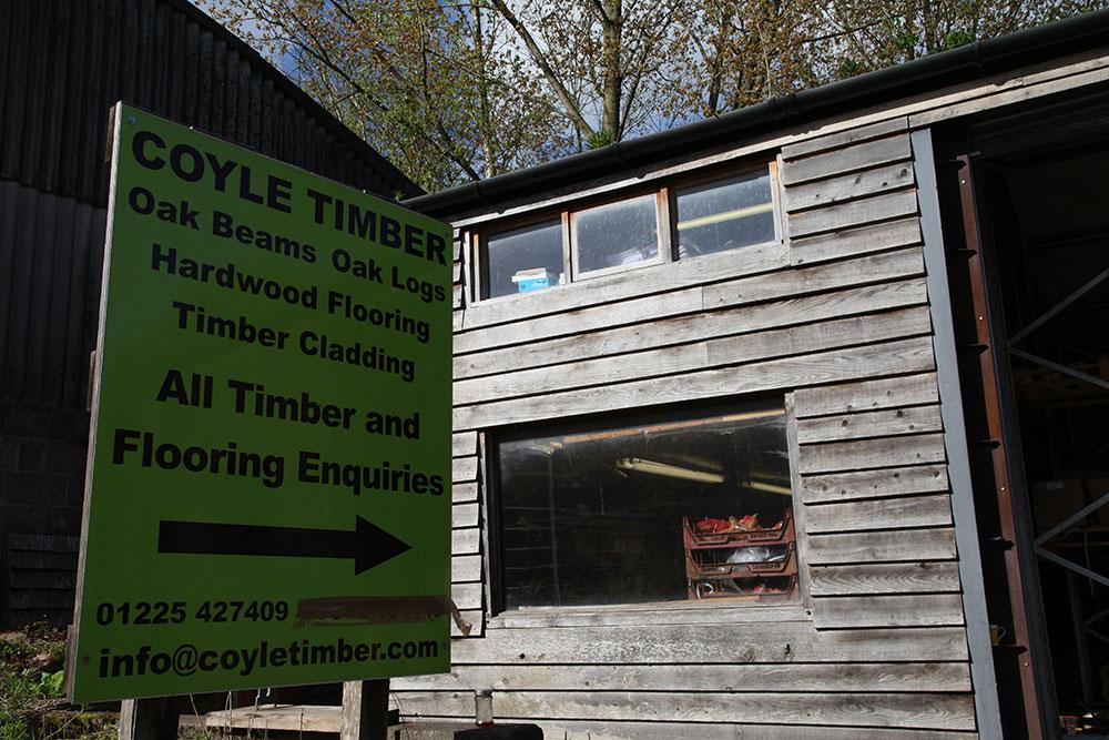 Coyle Timber Yard