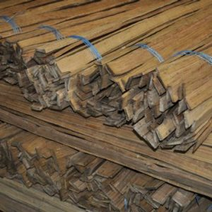 Riven Oak Lath 3ft 6