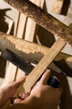 Making Lath