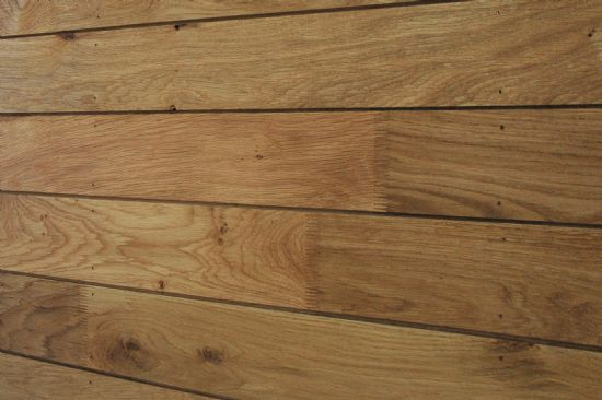 English Oak Green Sawn Square Edge