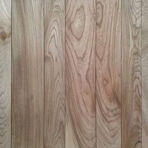 Solid Elm Flooring