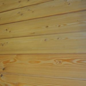 Bristish Larch Green Sawn Square Edge