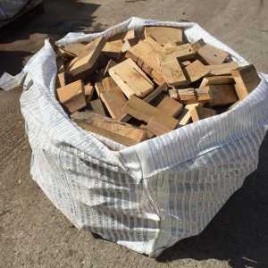 Seasoned Oak Logs