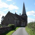 Church Steeple Cladding, Kimbolton